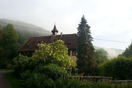 Ferienwohnung im ehemaligen Rittergut Egelstal