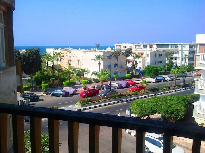 Maamoura Beach apartment