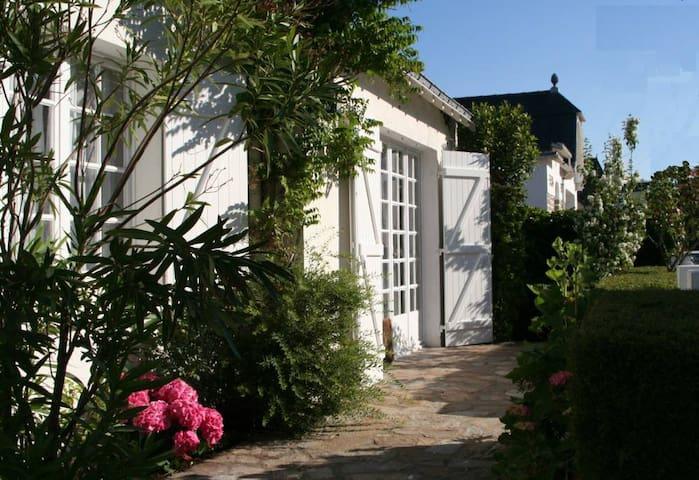 Maison de charme  plein centre du Pouliguen