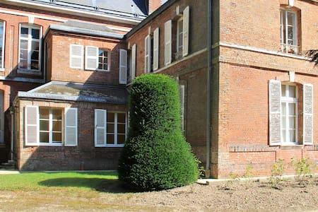 appartement prive au Chateau du Landin - Le Landin