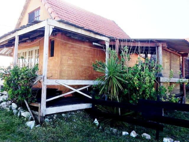 Casa con vista al mar 6 personas ubicación ideal