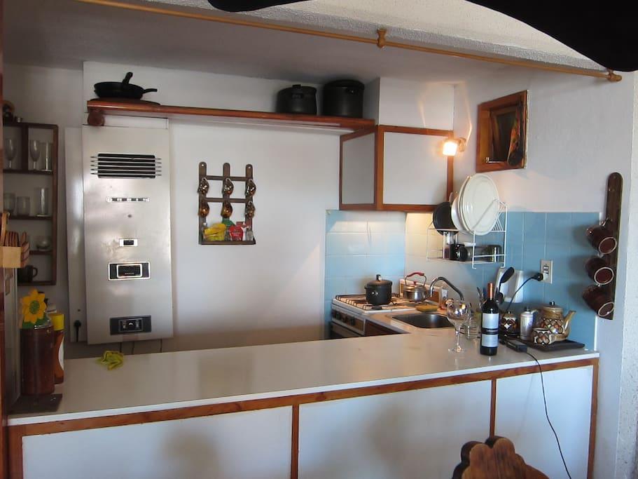 Cocina- Kitchen
