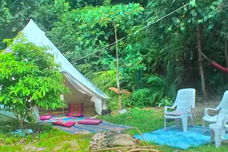 Tipi in Beautiful Chilled Garden - Ko Chang - Tipi