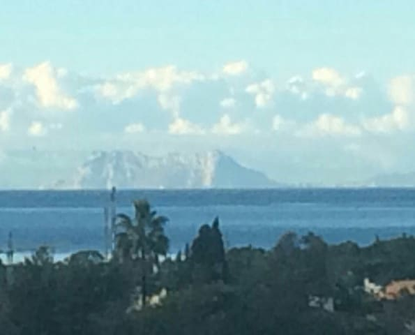 Amazing views of sea and mountains - Estepona, Andalucía, ES - Casa