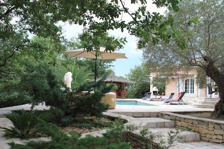 Villa 4 Soleils en Cévennes - Saint-Christol-lès-Alès