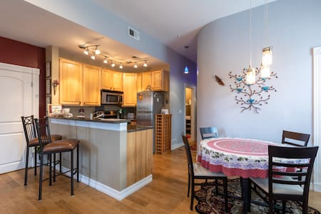 Private Condo in  heart of downtown Golden, CO.