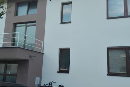 """""""Tito, red and black"""" Apartment in Brcko"""