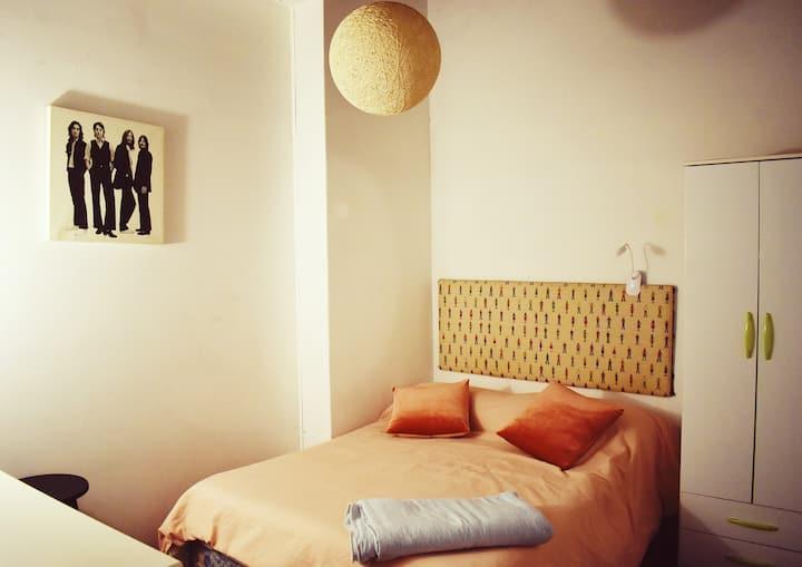 Hermosa casa en Palermo (Habitación Privada)