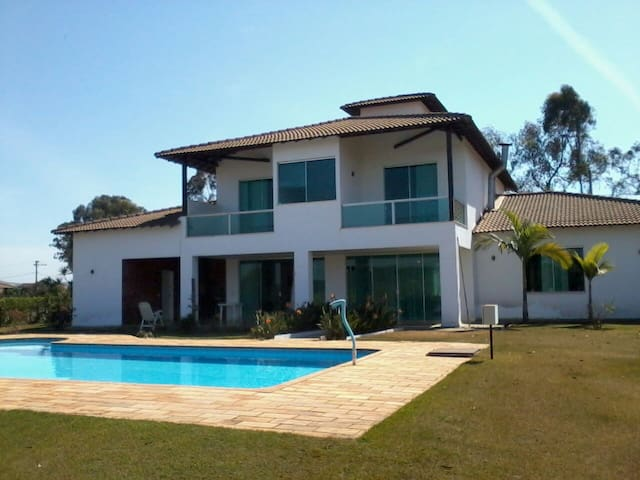 Country House with Pool and Comfort!!!