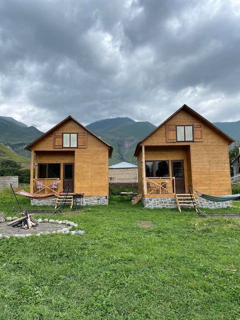 Kazbegi, Villa Achkhoti     ( cottage N.2  )