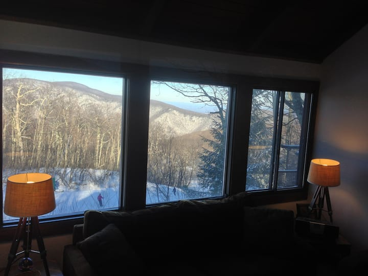 Tyro Slope Ski in/Out yr Views No Contact Check in