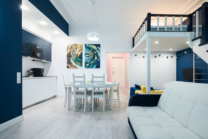 Апартаменты «Вода» «Четыре стихии»