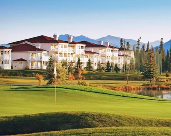 *Fairmont Hot Spgs,BC,1-Bdrm#1/C521 - Fairmont Hot Springs - Apartamento