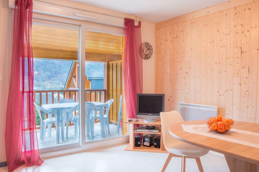 Appartement t3 cabine au coeur de loudenvielle condomini for Branson condomini e cabine in affitto