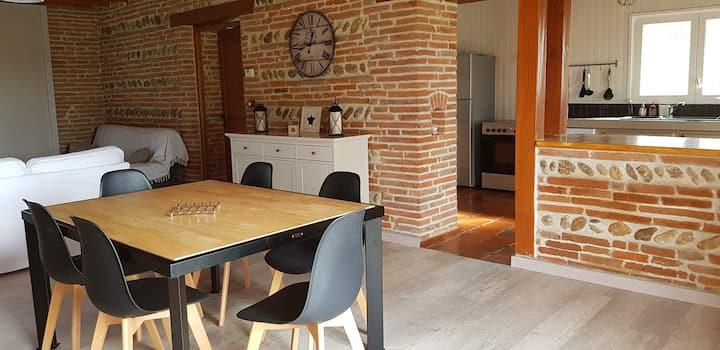 Maison au sud de Toulouse