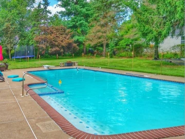 Bridle Pool House