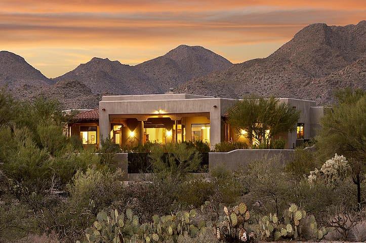 Beautiful Private Sonoran Villa - Tucson - Ház