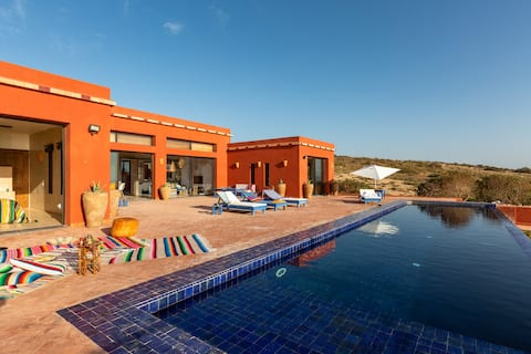 Villa Massa, Riad at the seaside