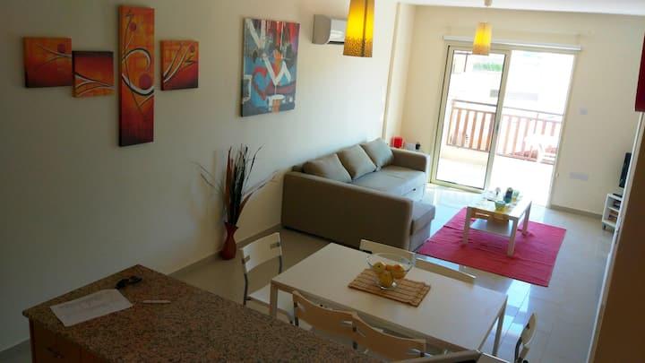 2 Room Apartment + TV+ Wifi
