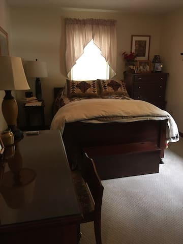 Quite, relaxing, cozy home ! - Chapmanville