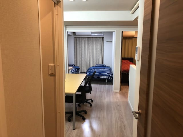 Condo B (Fully Renovated Flat in Central Tokyo)