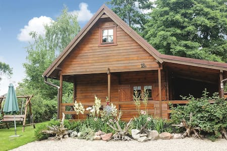 Holiday cottage with 2 bedrooms on 70m² in Zalewo