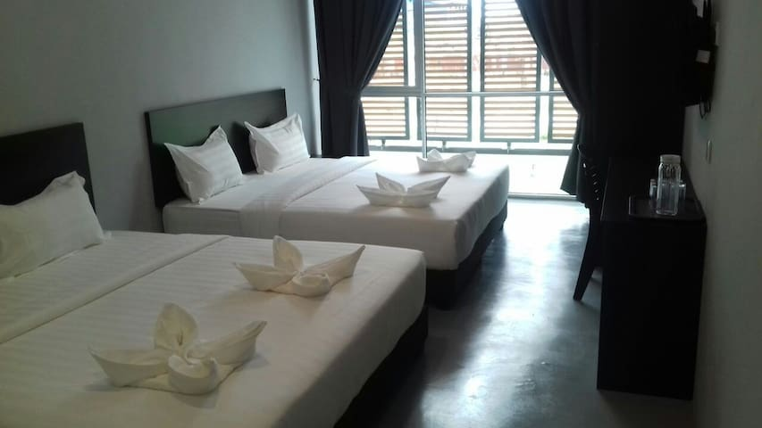 Family Suite - Ipoh - Boutique-hotell
