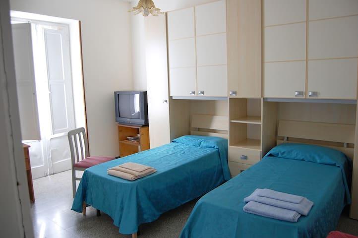 Fino a 5 posti letto, intero appartamento.