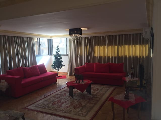 Private room for 2 guest in zamalek