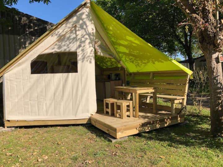 Tente Ecolodge  5 pers de 2019