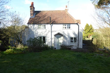 Idyllic Suffolk cottage - Marlesford