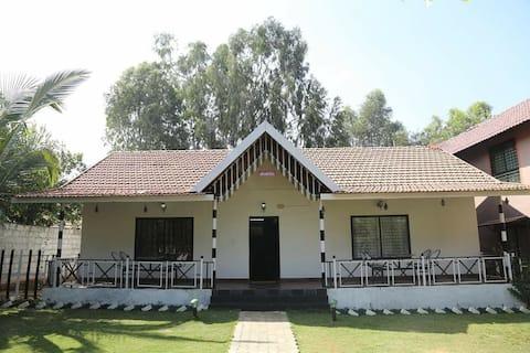 Private Villa 1 at Ankit Vista Resort