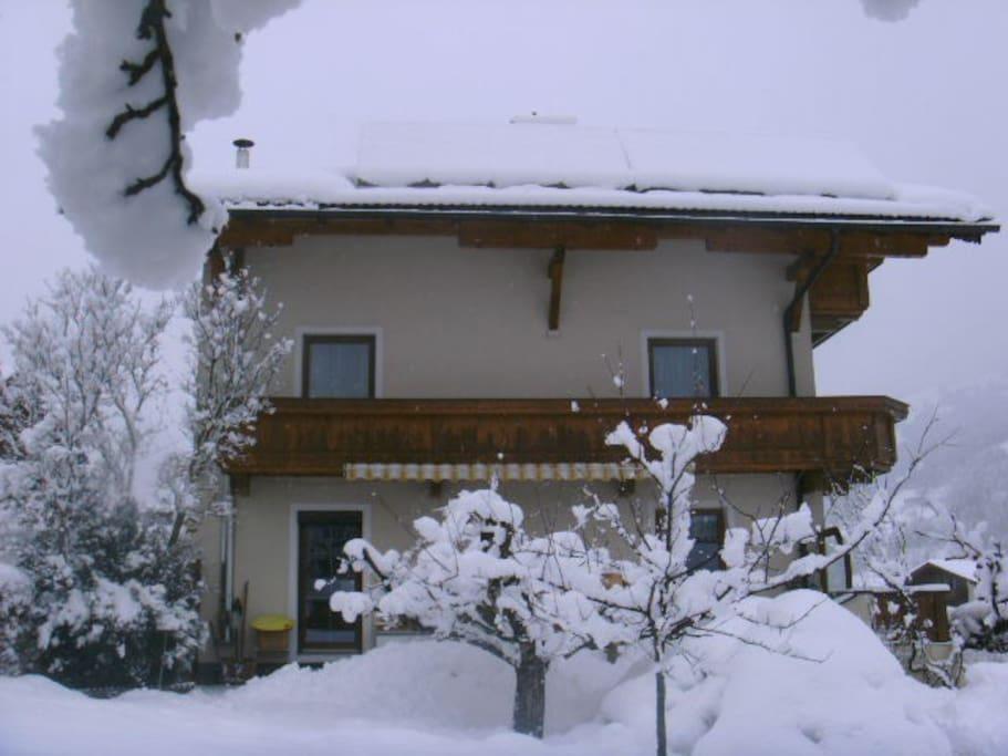 FEWO Lechner im Winter