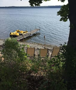 Original Homestead on Owasco Lake - Auburn - Huoneisto
