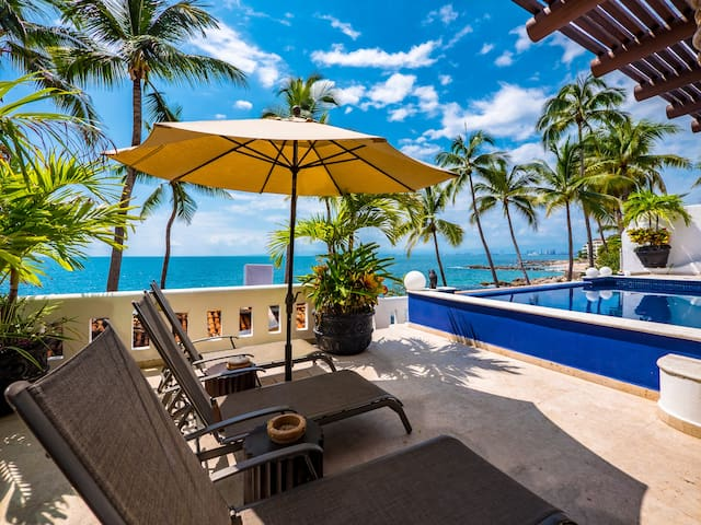 Presidential Suite w/ Private Pool & Beach