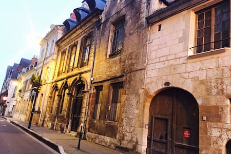 Charming downtown apartment in Bourges