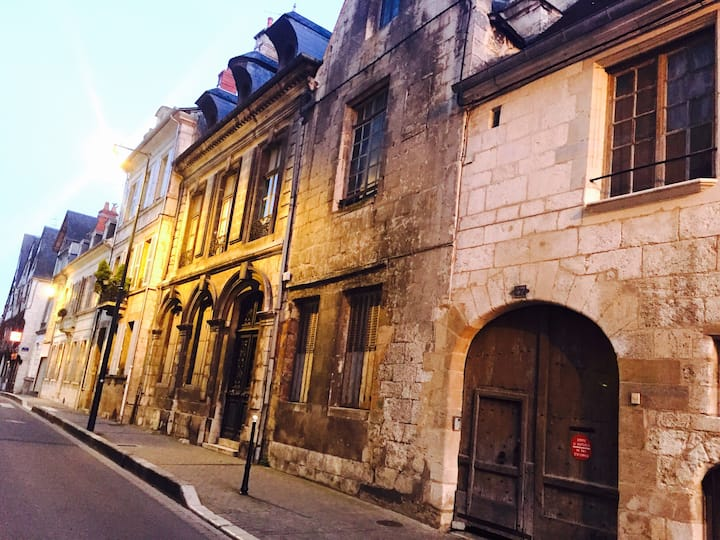 Charmant appartement centre ville Bourges