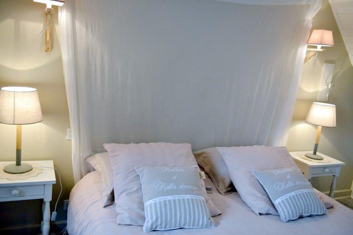Suite de charme 50 m2 près de Paimpol et Bréhat