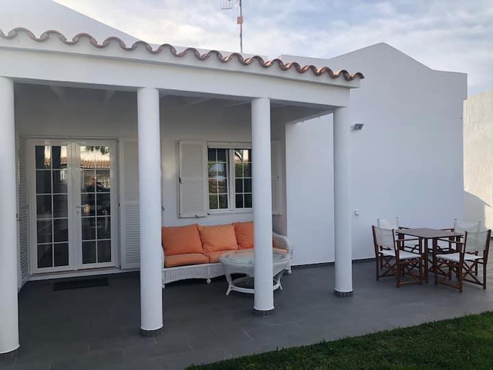 Acogedora casa unifamiliar junto a la playa