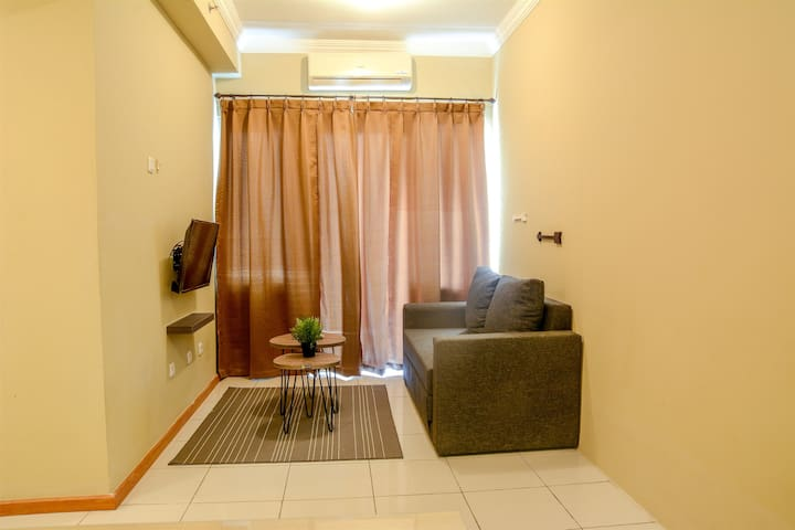 3 BR with Sofabed Grand Palace Kemayoran Apartment