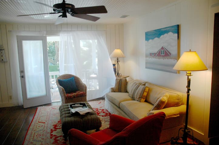 Emily's Beach House.  Ocean View - Saint Simons Island - Appartement