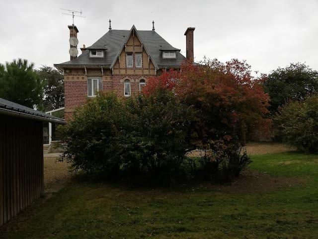 chambre FLAVY dans MAISON DE CHARME