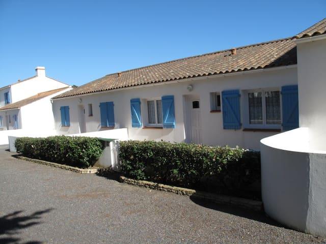 Maison T4 -  Résidence Clos des Dunes