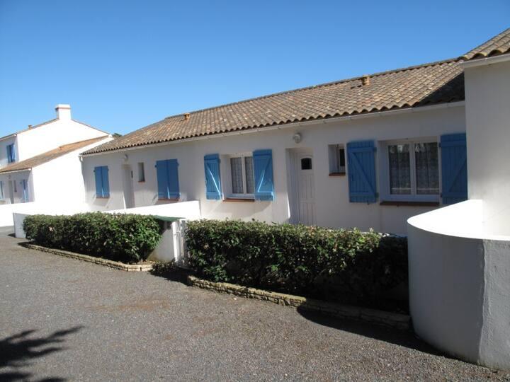 Maison 6/8 personnes-  Résidence Clos des Dunes