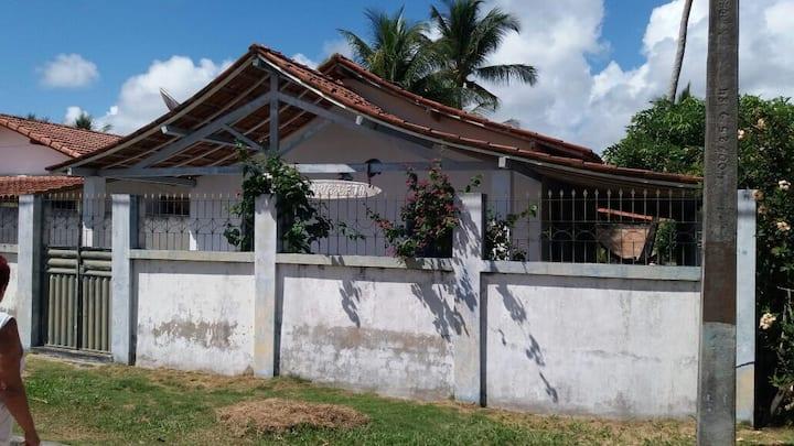 Casa com excelente custo em Prado-BA
