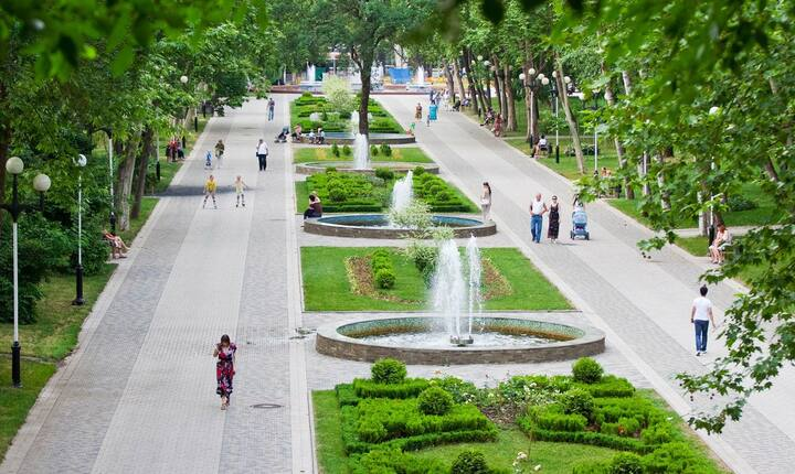 Квартира в самом центре Краснодара