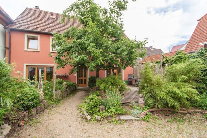 Cosy Cottage - Gaukönigshofen - Rumah