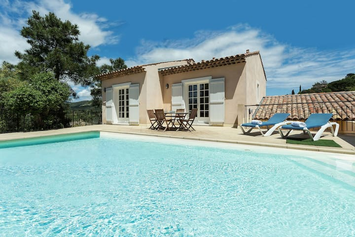 Jolie Villa spacieuse et sympa 8p, avec piscine privée !