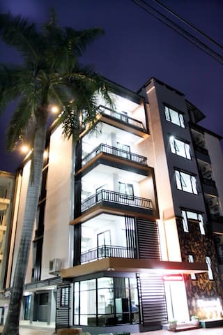 Diamond Residence 401 - Chang Phueak - Wohnung