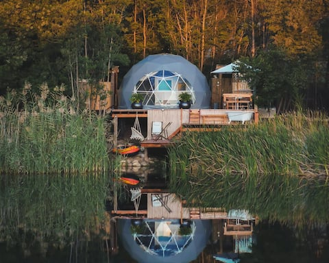 The Sunset Dome